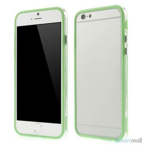 tpu-hybrid-bumper-til-iphone-6-og-6s-gron