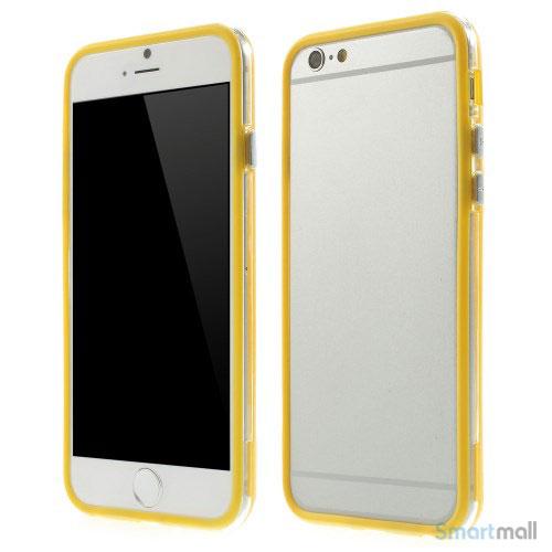 tpu-hybrid-bumper-til-iphone-6-og-6s-gul