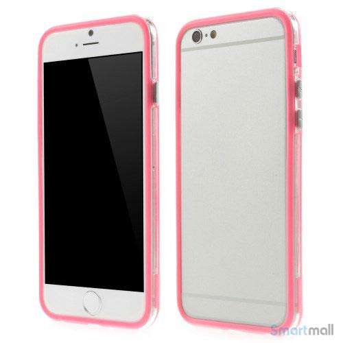 tpu-hybrid-bumper-til-iphone-6-og-6s-pink