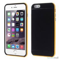 Todelt cover til iPhone 6 med ekstra beskyttelse - Orange