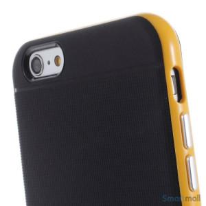 Todelt cover til iPhone 6 med ekstra beskyttelse - Orange4