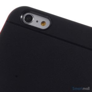 Todelt cover til iPhone 6 med ekstra beskyttelse - Roed4
