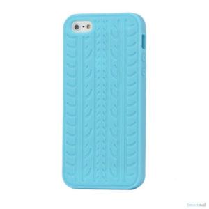 trendy-silikone-cover-til-iphone-5-og-5s-med-daekmoenster-baby-blaa