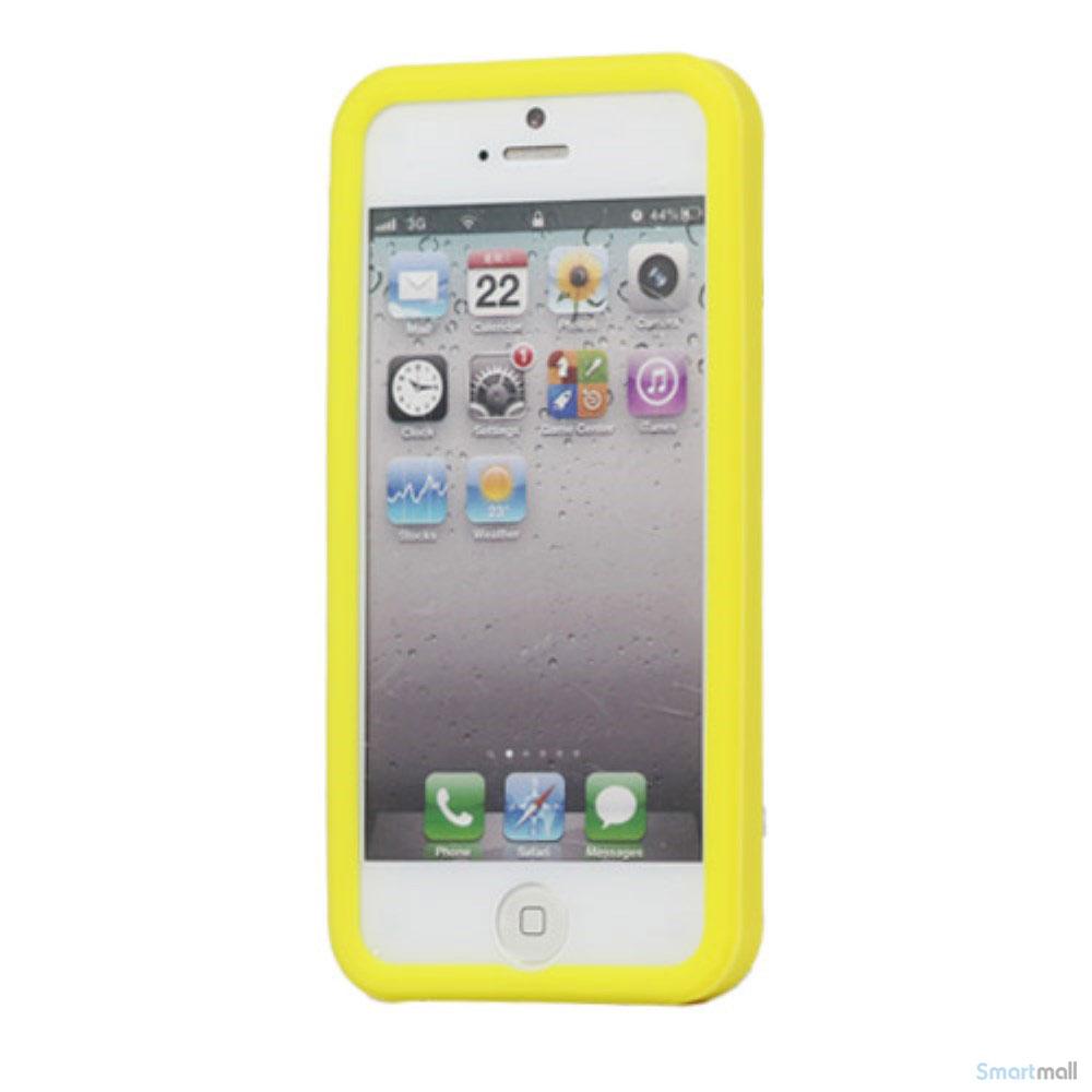 trendy-silikone-cover-til-iphone-5-og-5s-med-daekmoenster-gul2