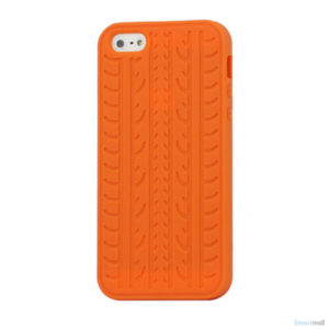 trendy-silikone-cover-til-iphone-5-og-5s-med-daekmoenster-orange