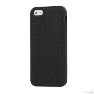 trendy-silikone-cover-til-iphone-5-og-5s-med-daekmoenster-sort4