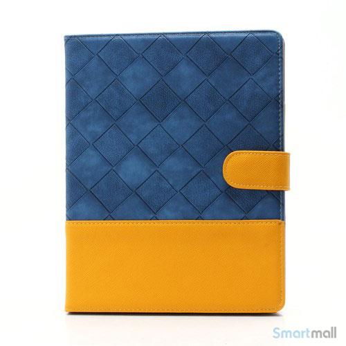 elegant-to-farvet-laedercover-til-ipad-2-3-og-4-gul-blaa2