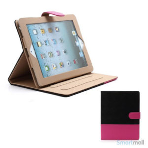 elegant-to-farvet-laedercover-til-ipad-2-3-og-4-rose-sort
