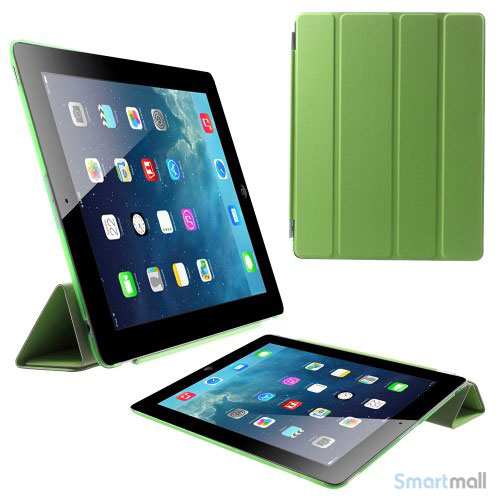 fire-foldet-cover-til-ipad-3-og-ipad-4-med-sleep-wake-funktion-groen