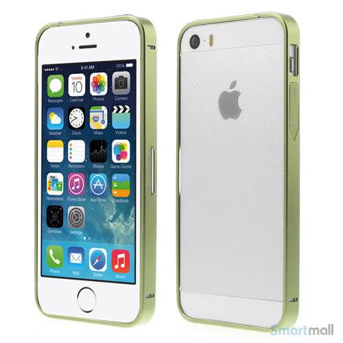 flot-aluminiums-bumper-til-iphone-5-og-iphone-5s-groen