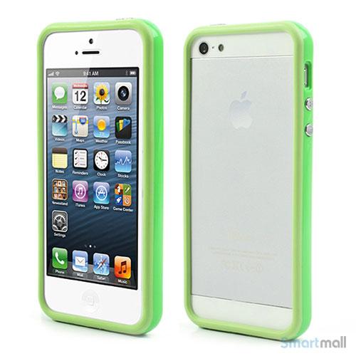 hybrid-bumper-med-god-beskyttelse-for-iphone-5-og-5s-groen