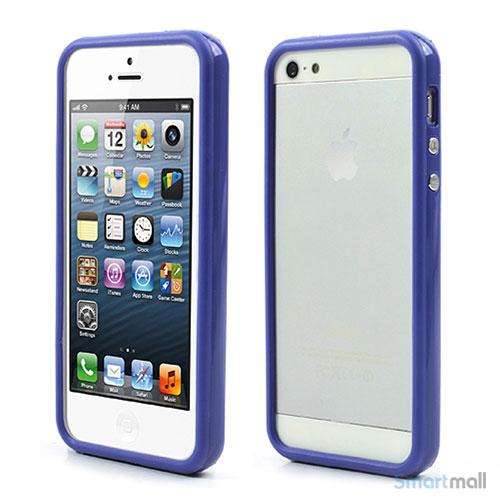 hybrid-bumper-med-god-beskyttelse-for-iphone-5-og-5s-moerkeblaa