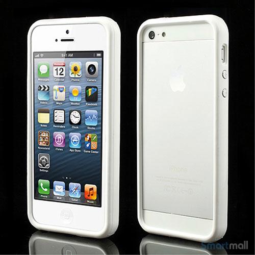 praecisions-stoebt-bumper-i-hybridplast-til-iphone-5-og-5s-hvid