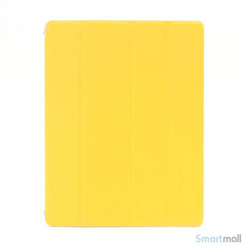 smart-4-foldet-cover-med-sleep-wake-til-ipad-2-3-og-4-gul2