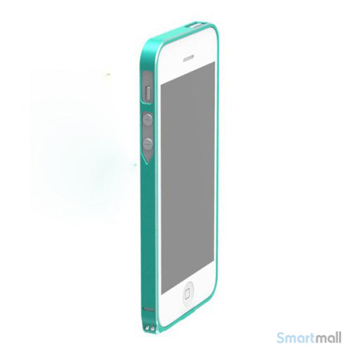 stilren-bumper-i-aluminium-til-iphone-5-og-5s-blaa