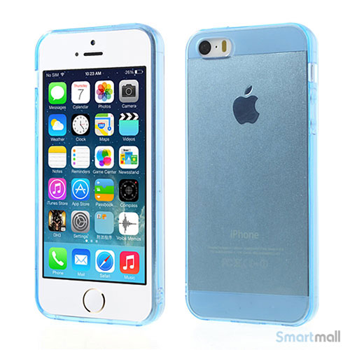 transparent-flex-cover-til-iphone-5-og-iphone-5s-blaa