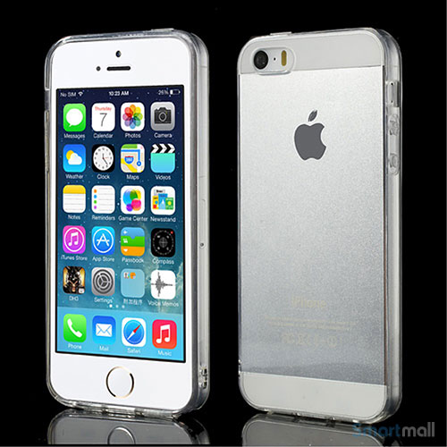 transparent-flex-cover-til-iphone-5-og-iphone-5s-gennemsigtig