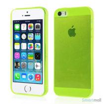 transparent-flex-cover-til-iphone-5-og-iphone-5s-gul-groen