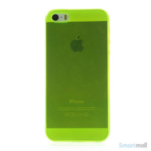 transparent-flex-cover-til-iphone-5-og-iphone-5s-gul-groen2