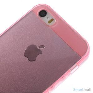 transparent-flex-cover-til-iphone-5-og-iphone-5s-pink3