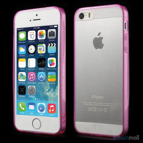 ultratyndt-cover-med-klar-bagside-til-iphone-5-og-5s-rose2