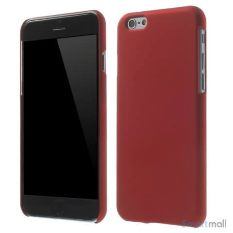 Prisbilligt-cover-til-iPhone-6-&-6S-med-god-beskyttelse---Roed