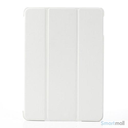 laekkert-tri-fold-laedercover-til-ipad-air-mstandfunktion-hvid2