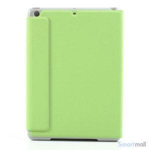 laekkert-flip-cover-i-laeder-m-standfunktion-til-ipad-air-groen3