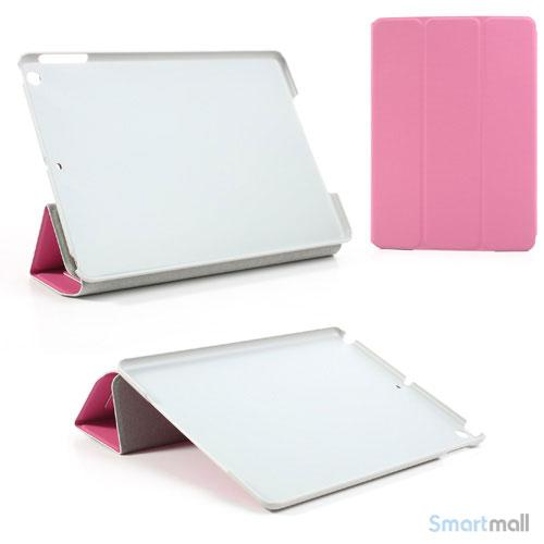 laekkert-flip-cover-i-laeder-m-standfunktion-til-ipad-air-pink