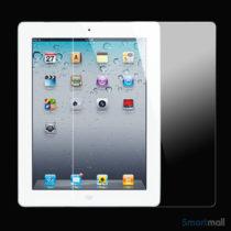 Premium glas filmbeskyttelse til den nye iPad 4, 3 & 2