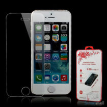 Tempereret glasbeskyttelse til iPhone 5/5S, eksplosionssikret