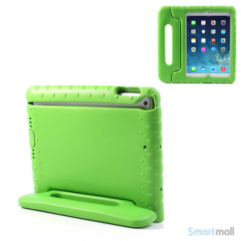 ipad-air-5-cover-med-standfunktion-hank-perfekt-til-boern-groen