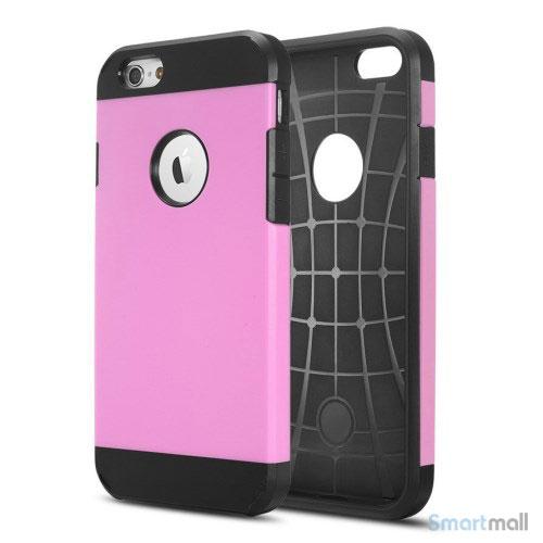 2-i-1-armor-tpu-hybrid-cover-til-iphone-6-6s-plus-pink1