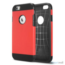 2-i-1-armor-tpu-hybrid-cover-til-iphone-6-6s-plus-roed1