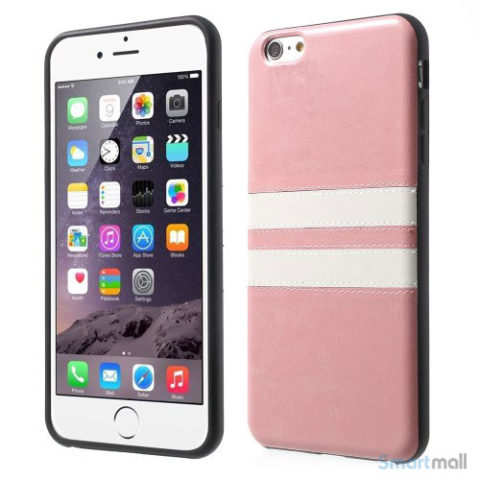 crazy-horse-linieret-laedercover-til-iphone-6-6s-plus-pink