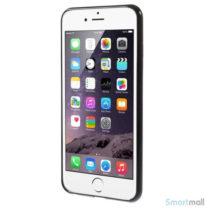 hybrid-cover-mmat-transparent-plastik-til-iphone-6-6s-plus-sort3