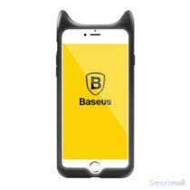 BASEUS 3D Devil Baby silikone-cover til iPhone 7 - Sort2