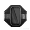 BASEUS løbearmbånd m/refleks til iPhone 7 Plus/6S Plus/Samsung S7 - Sort