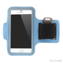 gym-sportsarmbaand-m-noegleholder-til-iphone-7-6s-6-baby-blaa