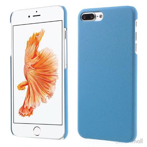 Matte Quicksand PC hardcase cover i baby blå til iPhone 7 Plus