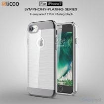 slicoo-tpu-cover-med-forgyldt-rammeboerstet-overflade-til-iphone-7-sort