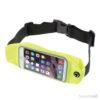 Smart løbebælte/taske m.touch-vindue til iPhone 7 Plus/6S Plus - Grøn