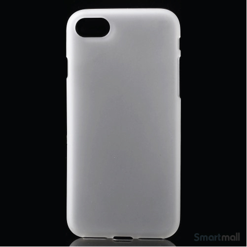 tpu-cover-i-simpelt-mat-design-til-iphone-7-hvid