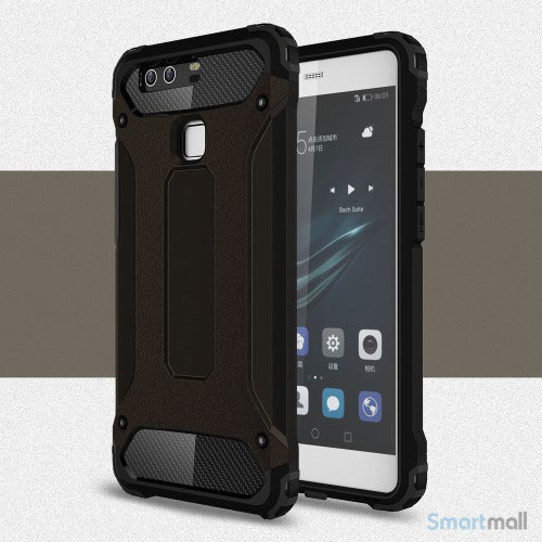 Armor Guard PC + Hybrid cover til Huawei P9 - Sort