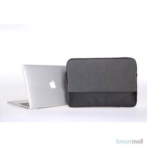 "GEARMAX sleeve etui til iPad Pro / Macbook Air/Pro / 13.3"" - Grå"