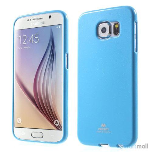MERCURY GOOSPERY TPU cover til Samsung Galaxy S6/G920 - Baby blå