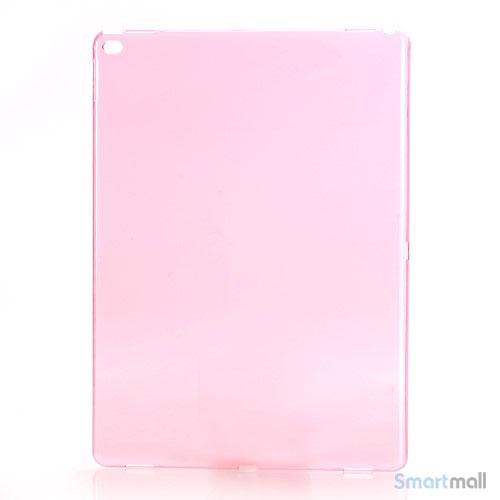 Simpelt iPad Pro plastik-cover i hård plast & blank overflade - Pink