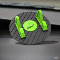 Universal anti-skridsikker mobilholder til bilen i silikone