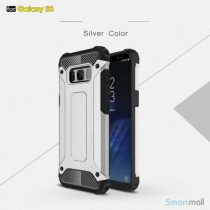 Armor Guard cover I TPU materiale til Samsung Galaxy S8 – Grå