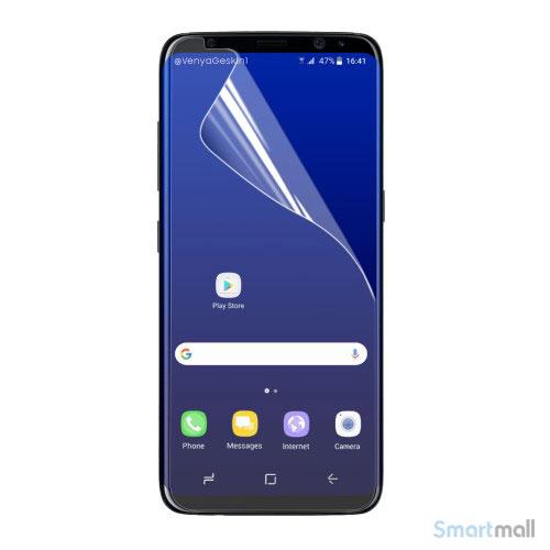 Enkay beskyttende film til Samsung Galaxy S8 - 3
